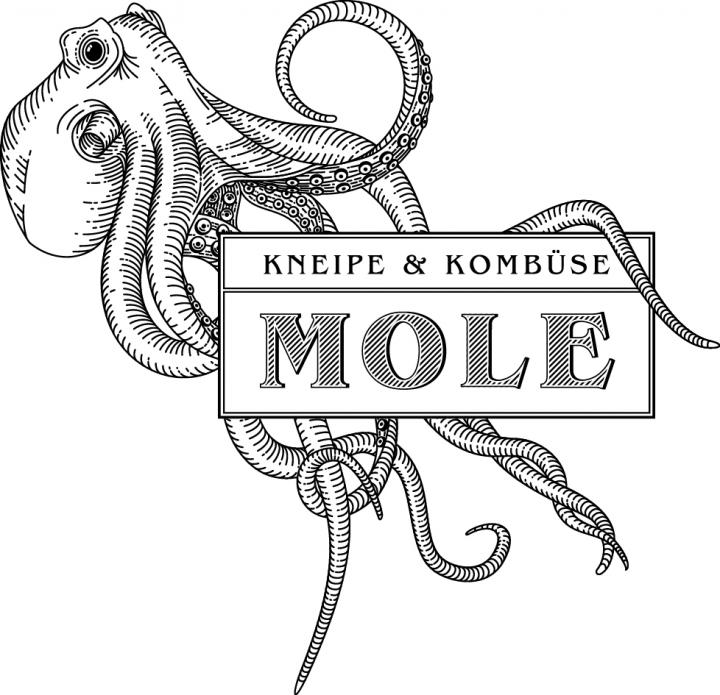 Mole krake logo